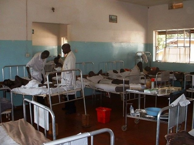 Ospedale Africa