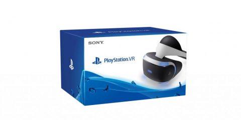 PlayStation VR già esaurito su Amazon