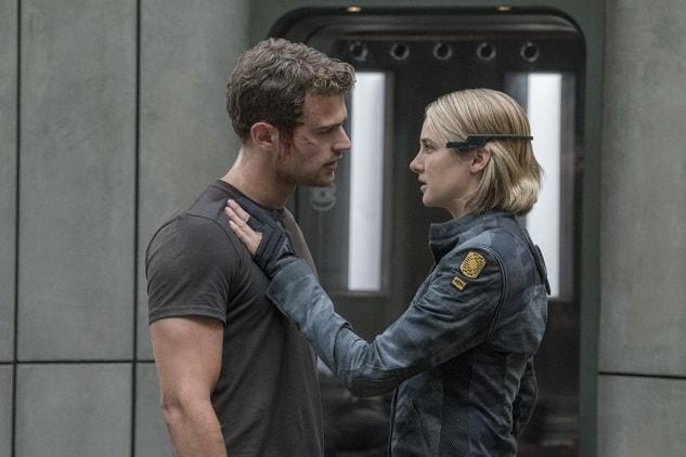The Divergent Series: Allegiant Foto 1