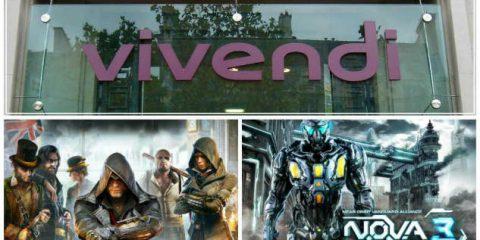 Vivendi acquista Gameloft, comincia l'era dei videogame