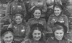 Cecchine sovietiche dell'Armata Rossa