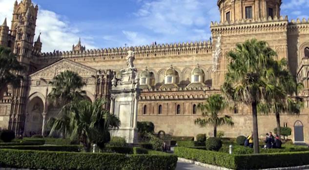 Palermo in Hyperlapse