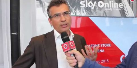 'Reti 4G+ e Fibra da record, un vantaggio anche per le PMI'. Intervento di Fabrizio Rocchio di Vodafone Italia