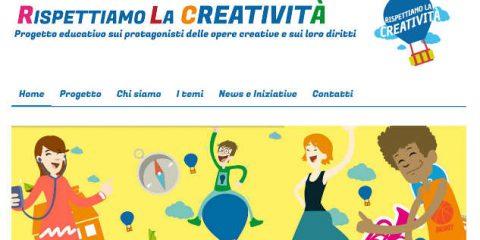 Copyright. 'Rispettiamo la Creatività', parte nelle scuole l'edizione 2015-2016