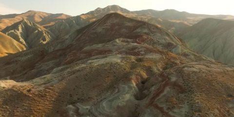 Video Droni. La terra del fuoco: l'Azerbaigian visto dal drone
