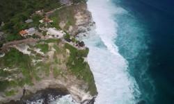 Bali, cuore dell'Indonesia, vista dal drone