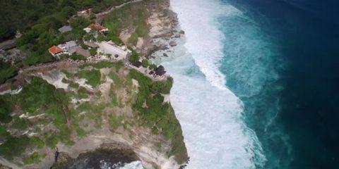 Video Droni. Bali, cuore dell'Indonesia, vista dal drone