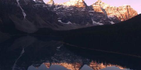 Video Droni. In volo sul Grande Nord (Canada) a bordo del drone