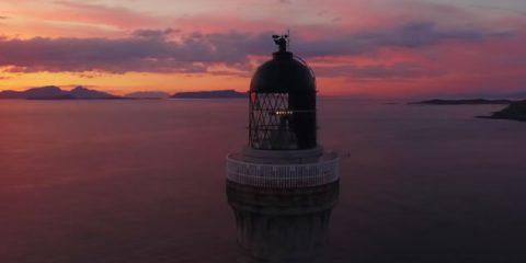 Video Droni. Landscape: la Scozia vista dal drone