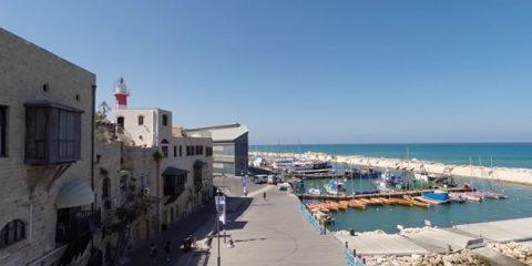 Video Droni. Tel Aviv e Jaffa viste dal drone