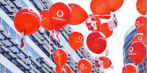 Vodafone: 1 Gbps su 4G e 10 Gbps su Fibra, è la prima volta in Italia