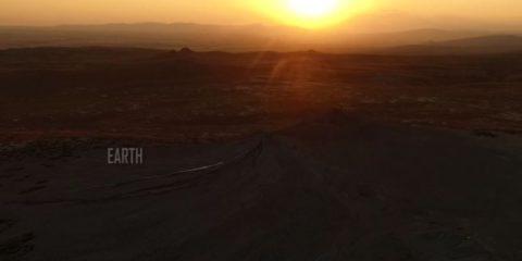 Video droni. L'Azerbaijan visto dal drone