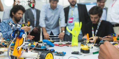Campus Party in Italia, presentata al Miur la 6 giorni di hackathon per 4.000 universitari