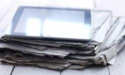 Giornali-tablet