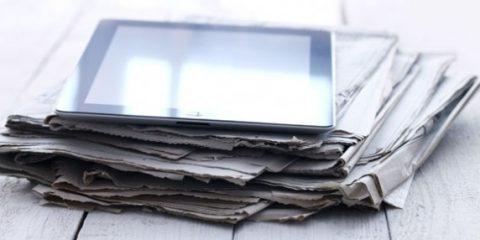 eJournalism, il digitale non basta a risolvere la crisi dell'editoria