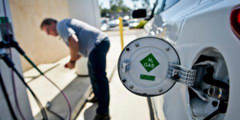 Mobilità sostenibile, a Venezia il car sharing a idrogeno