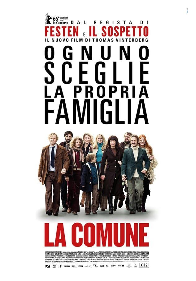 La Comune - Poster