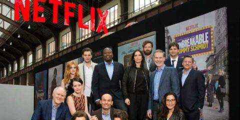 Netflix non molla l'Italia: 'Nessuna paura di Vivendi-Mediaset'