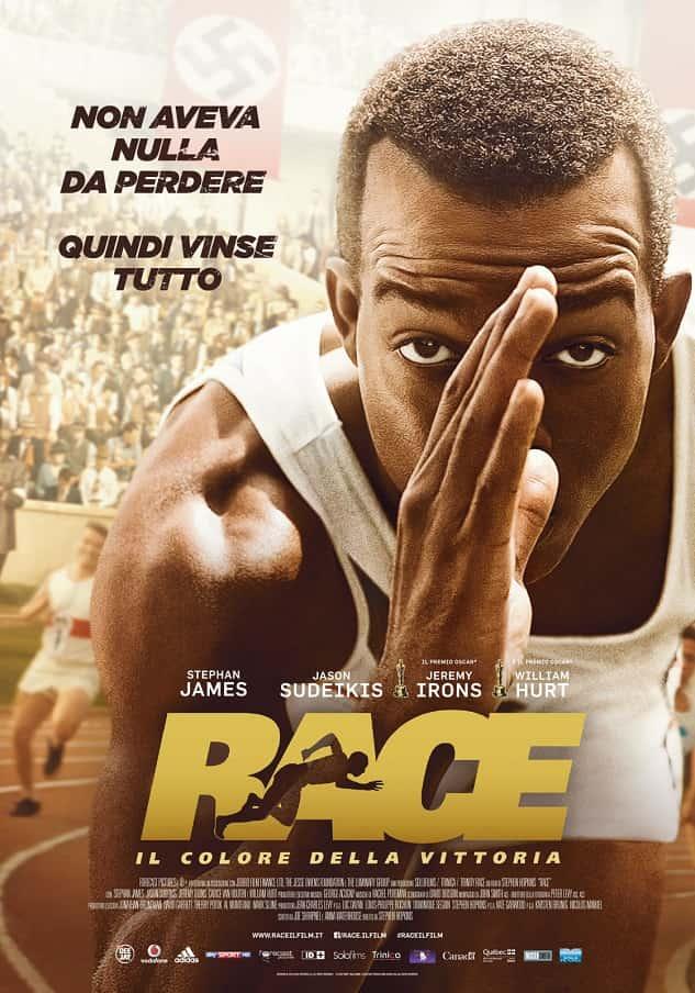 Race Il colore della vittoria - Poster