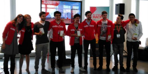 My Vodafone Hack: vince il progetto 'Vee' di Rednovation, un avatar per il servizio clienti
