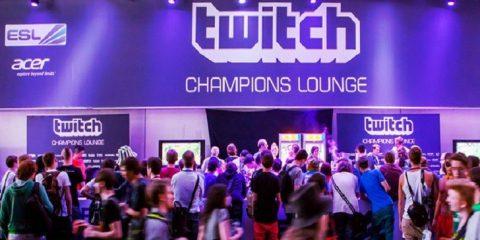Gli eSports generano il 21% delle visualizzazioni di Twitch