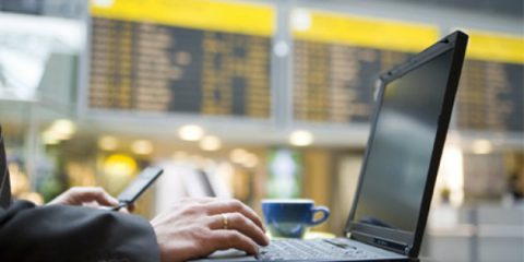 WiFi gratuito e illimitato all'aeroporto di Fiumicino