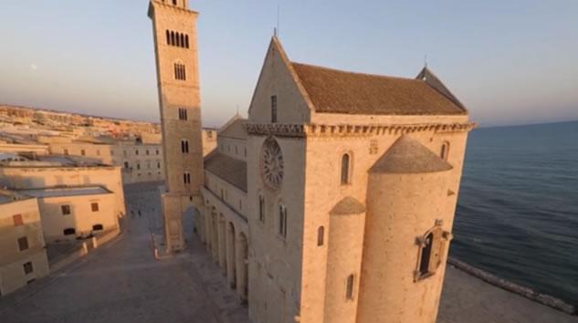 La Cattedrale di Trani, ultimo avamposto sulla via di Gerusalemme