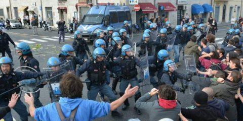 Internet Day, scontri a Pisa davanti al Cnr