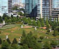Vancouver in timelapse (Videominiatura)