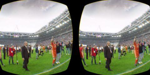 Sky Italia punta tutto su Realtà Virtuale e 4K HDR