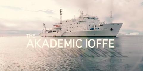 Video droni. Il Circolo Artico visto dal drone