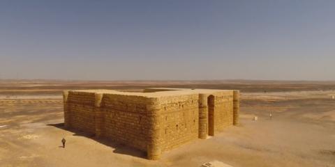Video droni. In volo sul drone nei cieli della Giordania