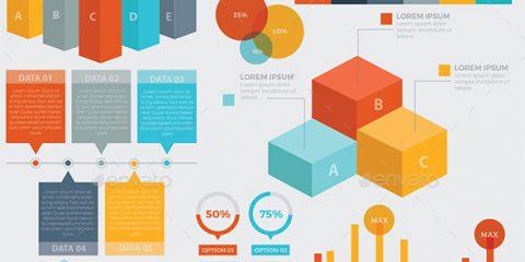 La struttura di un'infografica