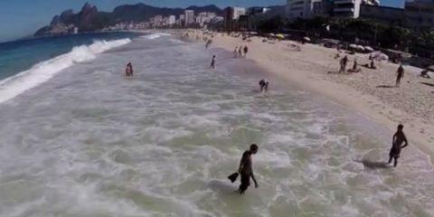 Video droni. Rio de Janeiro vista dal drone