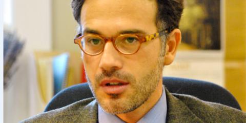 'La libertà di panorama come eccezione ai diritti esclusivi'. Intervento di Giorgio Resta (Università di Roma Tre)