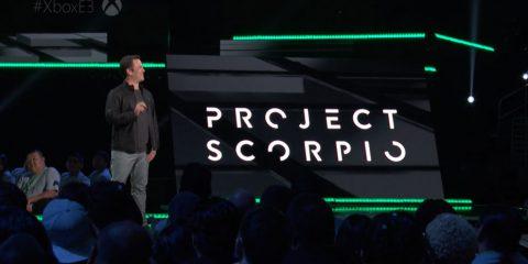 Xbox One Scorpio avrà un ciclo di vita breve secondo la stessa Microsoft