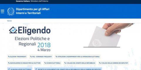 Dati.interno.gov.it/elezioni