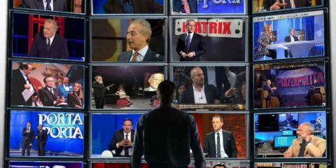Schermo&Schermo. La politica ha ucciso il talk show?