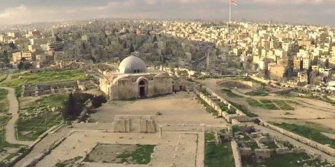 Video droni. La Giordania vista dal drone