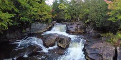 Video droni. Estate in Canada: il Quebec visto dal drone