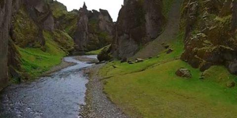 Video droni. Le bellezze mozzafiato dell'Islanda viste dal drone