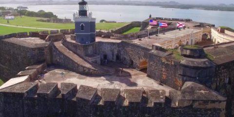 Video droni. L'incantevole Portorico vista dal drone
