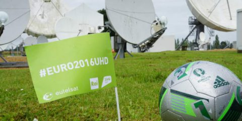 Euro 2016. Con Rai, Eutelsat e TivùSat ha vinto la tv 4K