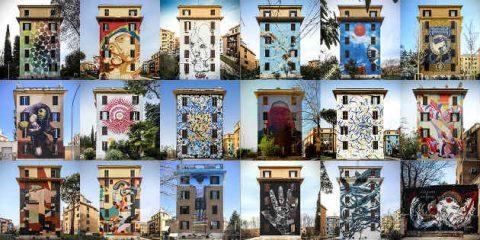 Cittadini Attivi. Roma capitale della street art, ecco perché non deve morire