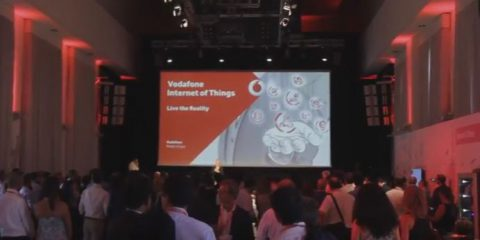 "Internet of Things: le soluzioni Vodafone per le aziende a ""Live the Reality""  (reportage video)"