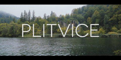 Video droni. La foresta di Plitvice (Croazia) vista dal drone