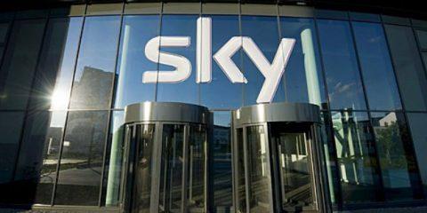 Sky Italia, ricavi record +4% nel primo semestre