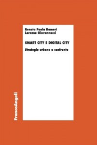 Smart city e Digital city cover