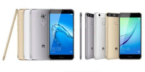 Cosa Compro. Huawei: i nuovi smartphone Nova e Nova Plus a IFA 2016
