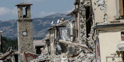 Il terremoto e la ricostruzione: appalti pubblici elettronici per la trasparenza e il controllo dei cittadini
